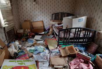 Hoarding Tendencies Complicate Downsizing Process