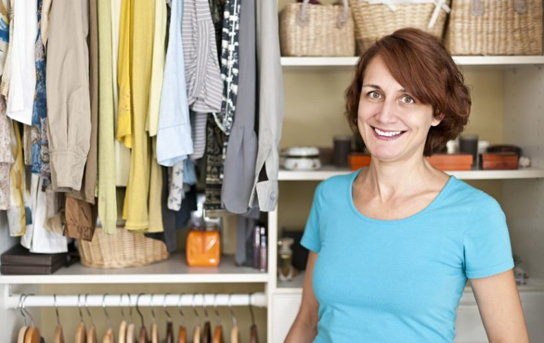 staying organized to avoid being a hoarder