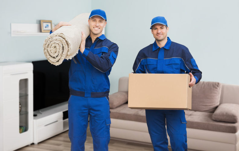 Professional a moving company