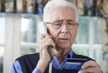 Loved One Being Manipulated by Senior Scammers?